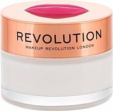 Parfémy, Parfumerie, kosmetika Balzám na rty Kokos - Makeup Revolution Kiss Lip Balm Cravin Coconuts