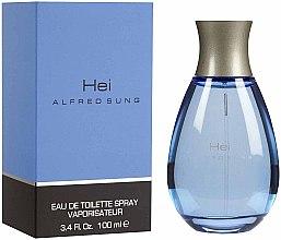 Parfémy, Parfumerie, kosmetika Alfred Sung Hei - Toaletní voda
