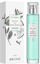 Parfémy, Parfumerie, kosmetika Allvernum Tea Leaf & White Woods - Parfémovaná voda