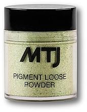 Parfémy, Parfumerie, kosmetika Sypký pigment - MTJ Cosmetics Pigment