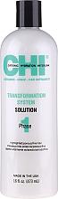 Parfémy, Parfumerie, kosmetika Systém pro narovnání vlasů Formula C, fáze 1 - CHI Transformation Solution Formula C