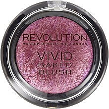 Parfémy, Parfumerie, kosmetika Zapečená tvářenka - Makeup Revolution Vivid Baked Blush