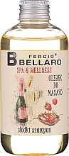 Parfémy, Parfumerie, kosmetika Masážní olej Šampaňské - Fergio Bellaro Massage Oil Sweet Champagne