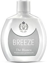 Parfémy, Parfumerie, kosmetika Breeze The Bianco - Parfémovaný deodorant