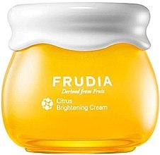 Parfémy, Parfumerie, kosmetika Rozjasňující krém na obličej - Frudia Brightening Citrus Cream