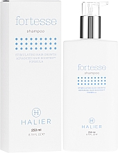 Parfémy, Parfumerie, kosmetika Šampon proti vypadávání vlasů - Halier Fortesse Shampoo