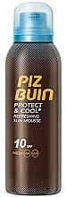 Parfémy, Parfumerie, kosmetika Osvěžující pěna PIZ BUIN Protect - Piz Buin Protect & Cool Refreshing Sun Mousse SPF10