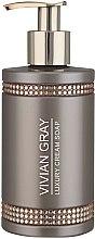 Parfémy, Parfumerie, kosmetika Tekuté mýdlo - Vivian Gray Brown Crystals Luxury Cream Soap