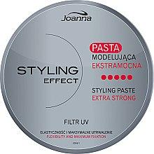 Parfémy, Parfumerie, kosmetika Modelující pasta na vlasy - Joanna Styling Effect Styling Paste Extra Strong