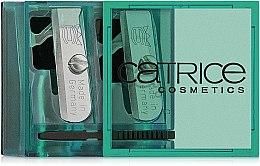 Parfémy, Parfumerie, kosmetika Ořezávátko dvojité na tužky, zelené - Catrice