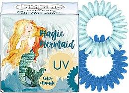 Parfémy, Parfumerie, kosmetika Gumičká-náramek na vlasy, 3ks - Invisibobble Original Ocean Tango