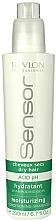 Parfémy, Parfumerie, kosmetika Hydratační šampon-kondicionér pro suché vlasy - Revlon Professional Sensor Shampoo Moisturizing