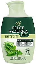 Parfémy, Parfumerie, kosmetika Tekuté intimní mýdlo - Felce Azzurra BIO Aloe Vera&Green Tea