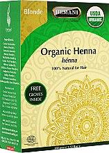 Parfémy, Parfumerie, kosmetika Henna na vlasy - Hemani Organic Henna