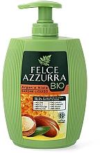 Parfémy, Parfumerie, kosmetika Tekuté mýdlo Arganový olej a med - Felce Azzurra BIO Argan & Honey Liquid Soap