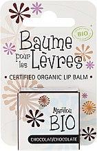 """Parfémy, Parfumerie, kosmetika Balzám na rty """"Čokoláda"""" - Marilou Bio Certified Organic Lip Balm"""