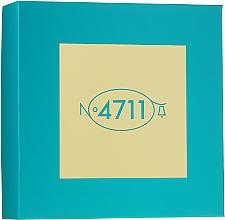 Parfémy, Parfumerie, kosmetika Maurer & Wirtz 4711 Original Eau de Cologne - Sada (edc/90ml + tissues/10pcs)