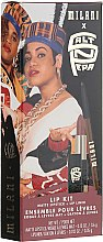 Parfémy, Parfumerie, kosmetika Sada - Milani Salt-N-Pepa Shoop Lip Kit (lipstick/3.6/g + lip/liner/0.35/g)