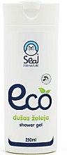 """Parfémy, Parfumerie, kosmetika Sprchový gel """"Každodenní"""" - Seal Cosmetics ECO Shower Gel"""