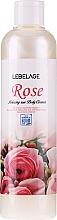 Parfémy, Parfumerie, kosmetika Sprchový gel - Lebelage Relaxing Rose Body Cleanser