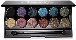 Parfémy, Parfumerie, kosmetika Paleta očních stínů - Sleek MakeUP i-Divine Mineral Based Eyeshadow Palette Original