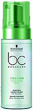 Parfémy, Parfumerie, kosmetika Pěna-kondicionér - Schwarzkopf Professional Bonacure Collagen Volume Boost Whipped Conditioner