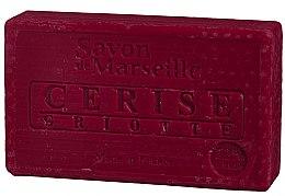 Parfémy, Parfumerie, kosmetika Přírodní mýdlo Třešeň - Le Chatelard 1802 Soap Cherry