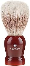 Parfémy, Parfumerie, kosmetika Štětec na holení 13710 - Vie-Long Shaving Brush Barbershop Horse Hair