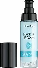 Parfémy, Parfumerie, kosmetika Hydratační základna pro make-up - Ingrid Cosmetics Make-up Base Long-Lasting Moisturizing & Rejuvenating