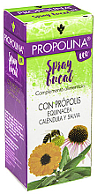 Parfémy, Parfumerie, kosmetika Ústní sprej - Artesania Agricola Propolina Eco Spray