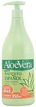 Parfémy, Parfumerie, kosmetika Tělové mléko - Instituto Espaol Aloe Vera Body Milk Lotion