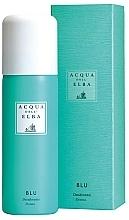 Parfémy, Parfumerie, kosmetika Acqua Dell Elba Blu Donna - Deodorant