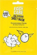 Parfémy, Parfumerie, kosmetika Maska na obličej - Marion Eggy Care Egg-Plosive Sheet Mask
