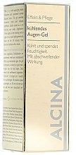 Parfémy, Parfumerie, kosmetika Anti-age chladicí gel pro oční víčka - Alcina E Eye Gel