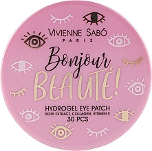Parfémy, Parfumerie, kosmetika Hydrogelové náplasti pod oči - Vivienne Sabo Bonjour, Beaute! Hydrogel