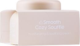 Parfémy, Parfumerie, kosmetika Hydratační pleťové suflé - Nacomi Smooth Cozy Souffle