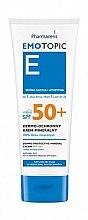 Parfémy, Parfumerie, kosmetika Dermoochranný krém na obličej a tělo SPF 50 + - Pharmaceris Emotopic Mineral Protection Cream SPF 50+
