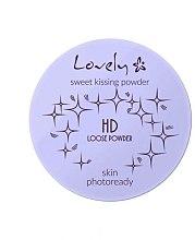Parfémy, Parfumerie, kosmetika Pudr - Lovely HD Loose Powder