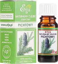 Parfémy, Parfumerie, kosmetika Přírodní éterický olej Jedle - Etja Natural Oil