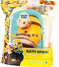 Parfémy, Parfumerie, kosmetika Koupelová dětská houba Mimoni, žlutá, vězeň Karl - Suavipiel Minnioins Bath Sponge
