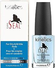 "Parfémy, Parfumerie, kosmetika Péče o suché a křehké nehty ""Tuleň"" - Kinetics Nano Seal Nail Treatment"