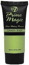 Parfémy, Parfumerie, kosmetika Primer na obličej - W7 Prime Magic Anti-Redness Primer
