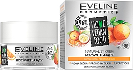 Krém na obličej Kamu Kamu a pomeranč - Eveline I Love Vegan Food Face Kream — foto N1