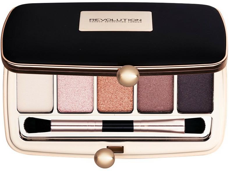 Paleta očních stínů - Makeup Revolution Renaissance Palette Night — foto N1