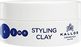Parfémy, Parfumerie, kosmetika Stylingový jíl na vlasy - Kallos Cosmetics KJMN Styling Clay