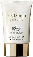Parfémy, Parfumerie, kosmetika Denní ochranný pleťový krém s SPF 50 - Cle De Peau Beaute UV Protective Cream