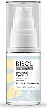 Parfémy, Parfumerie, kosmetika Hydrogelové náplasti Expresní péče - Bisou Recovery Bio HydroGel Eye Patch