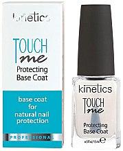 Parfémy, Parfumerie, kosmetika Podkladový lak na nehty - Kinetics Touch Me Protecting Base Coat