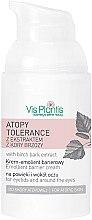 Parfémy, Parfumerie, kosmetika Krém na oči - Vis Plantis Atopy Tolerance Emollient Eye Cream
