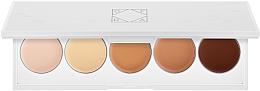 Parfémy, Parfumerie, kosmetika Paleta na obličej - Ofra Signature Palette Contouring & Highlighting Cream Foundation